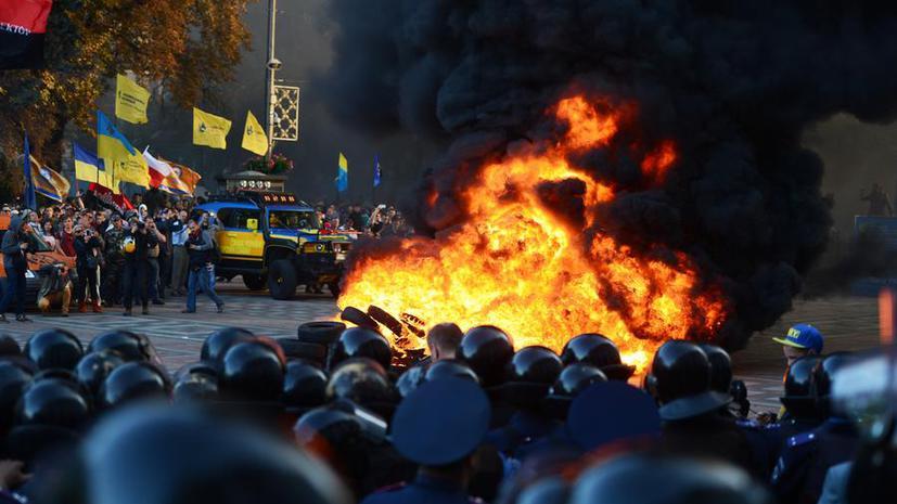 Французский журналист сравнил фильм «Маски революции» с сюжетом RT