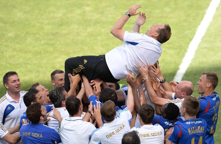 ЦСКА стал 7-кратным обладателем Кубка России по футболу