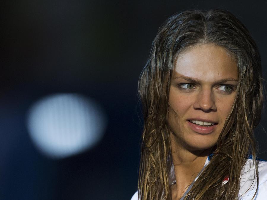 Россиянка Юлия Ефимова установила мировой рекорд по плаванию на дистанции 200 метров брассом