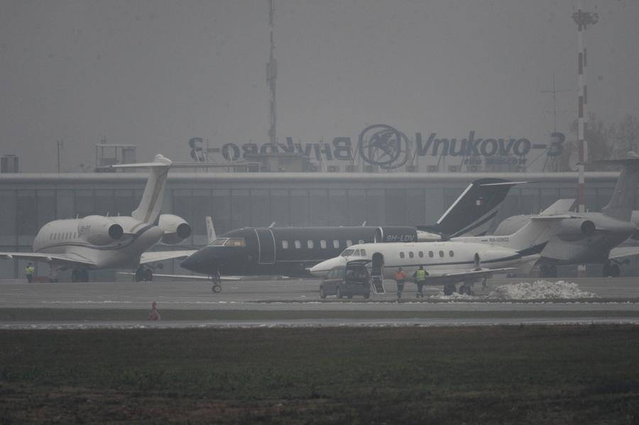 СМИ: Сценарий крушения Falcon во Внукове мог повториться неоднократно