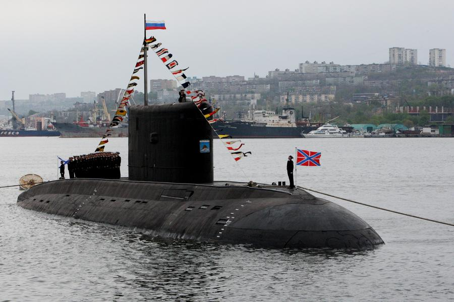 National Interest назвал пять самых опасных российских подводных лодок
