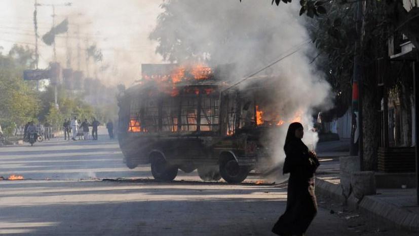 Двойной теракт в Пакистане: погибли  23 человека