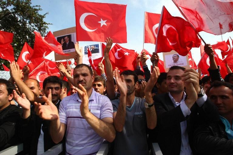 Эрдоган готов встретиться с лидерами оппозиции в ближайшие дни
