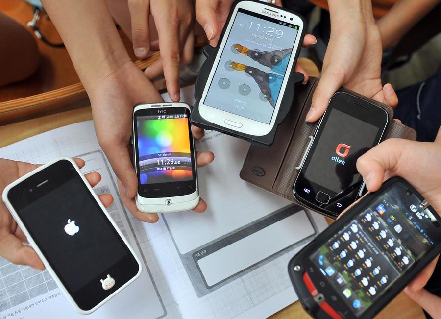Spiegel: cпецслужбы США могут взломать практически любой смартфон