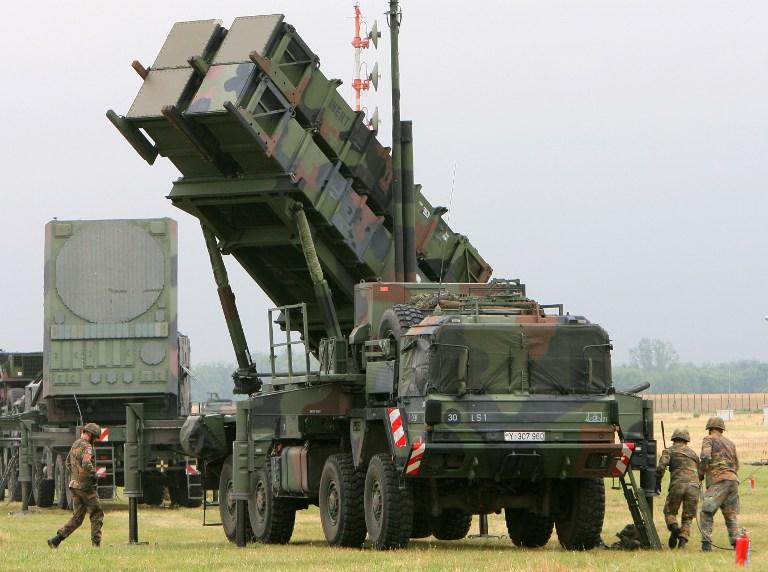 НАТО обещает Турции не тянуть с размещением ракет «Пэтриот»