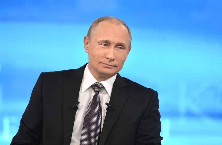 Прямые линии с Владимиром Путиным. Избранное