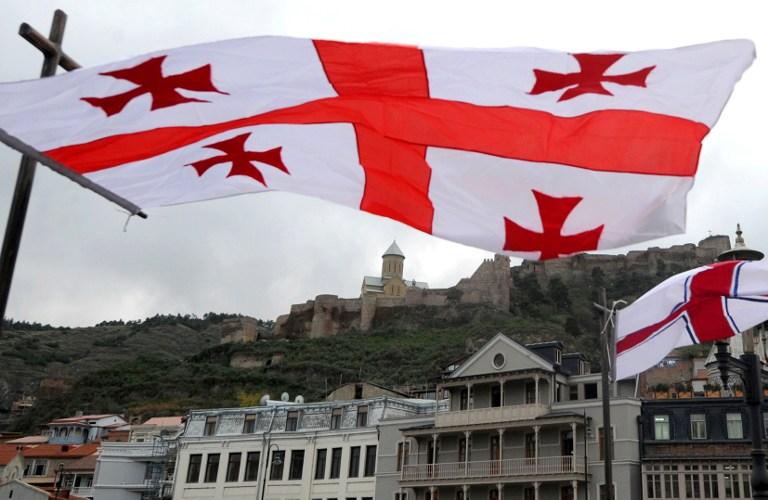 RT начинает вещание в Грузии