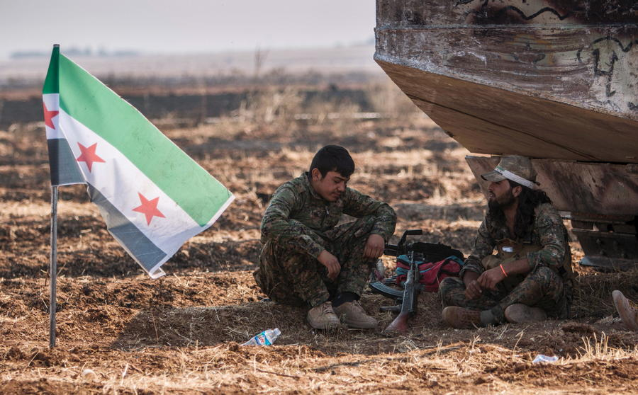 Британские СМИ: Провал сирийской стратегии заставит США прислушаться к России
