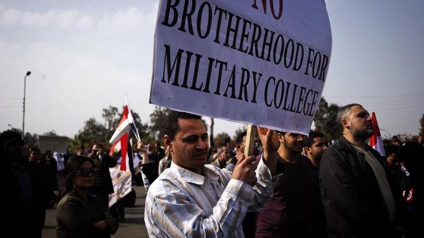 Египетские судьи призывают запретить «Братьев-мусульман» в стране