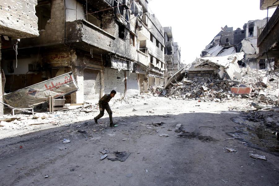 The Independent: Химическая атака под Дамаском была неожиданностью для армии Башара Асада
