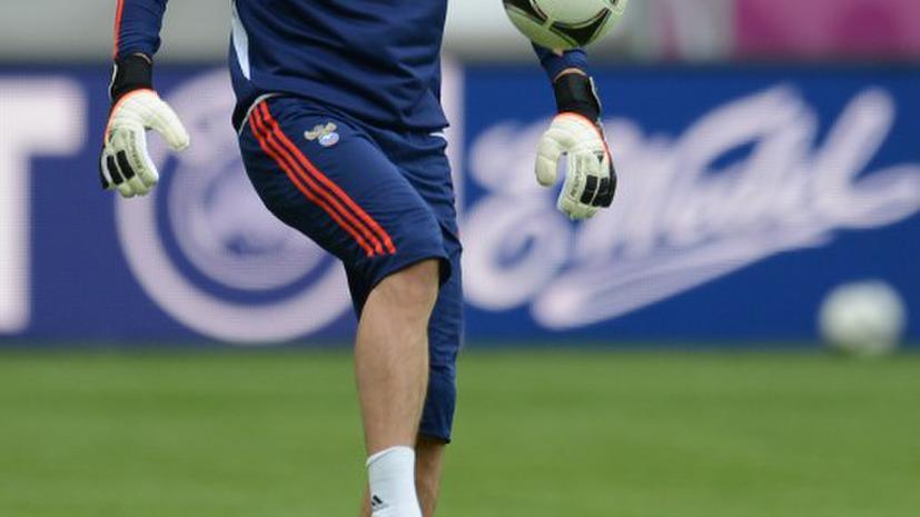 Антон Шунин пропустит около 10 дней тренировок в результате инцидента в матче с «Зенитом»