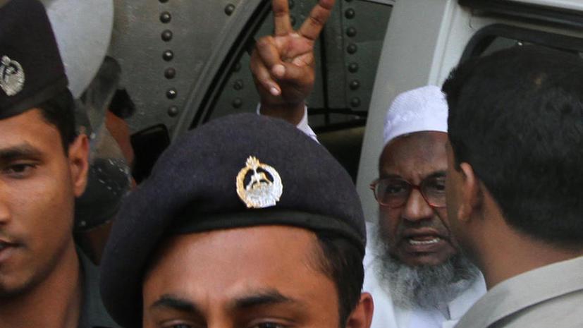 В Бангладеш казнён лидер исламистской партии Абдулла Кадер Мулла