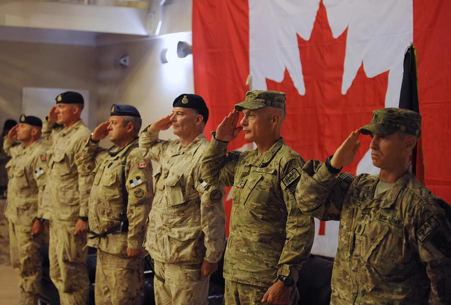 Канада вне рамок НАТО отправляет военных инструкторов на Украину