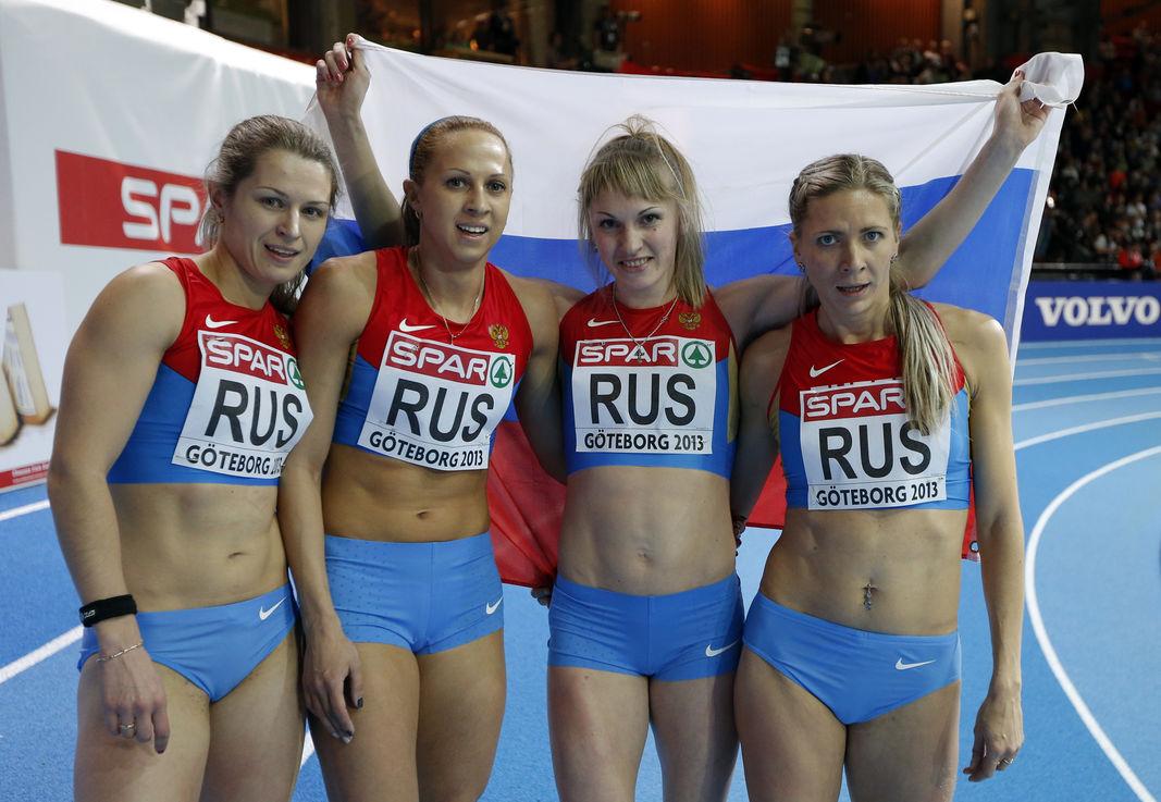 Россия выиграла в медальном зачете на чемпионате Европы по легкой атлетике
