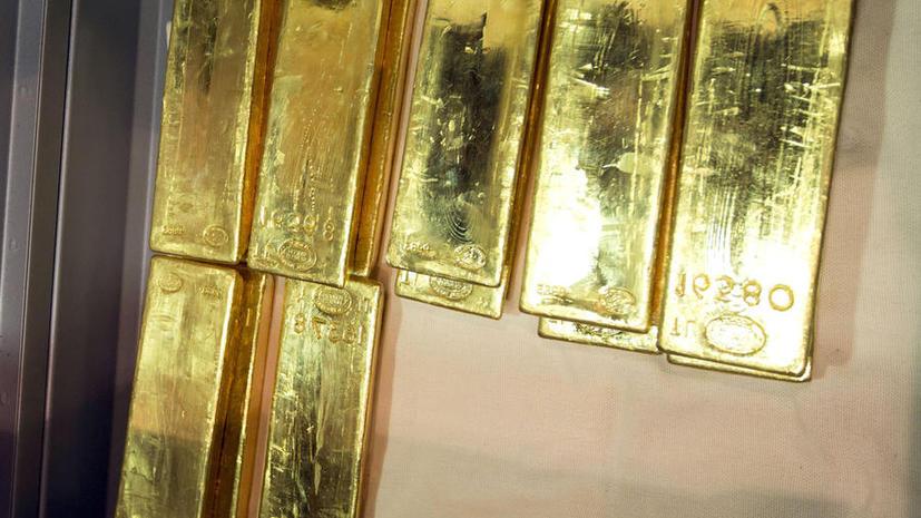 Немец пытался вывезти из Афин полтонны золота и серебра