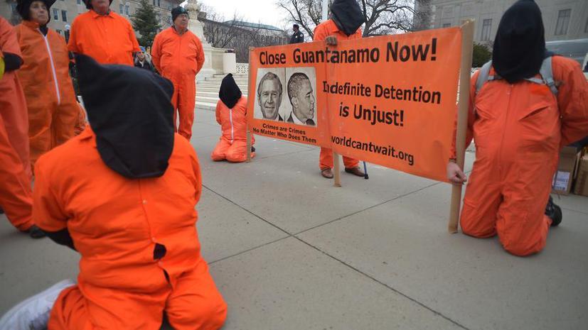 Адвокаты узников Гуантанамо: 130 голодающих уже готовы к смерти