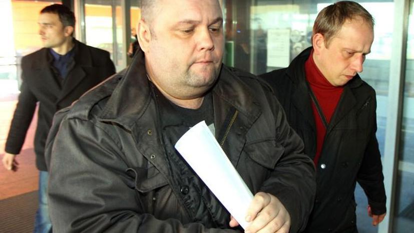 Власти Литвы арестовали россиянина за участие в событиях 1991 года