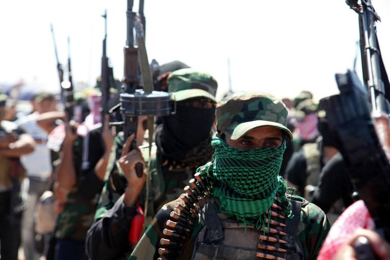 Боевики расстреляли 18 рабочих в Ираке