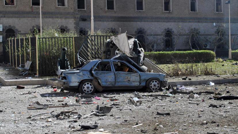 Теракт у здания минобороны в Йемене унёс жизни 52 человек, 162 человека ранены
