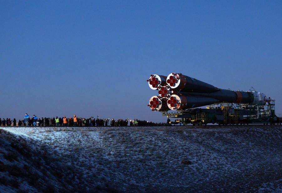 СМИ: К 2025 году Россия построит космический аппарат с ядерным двигателем