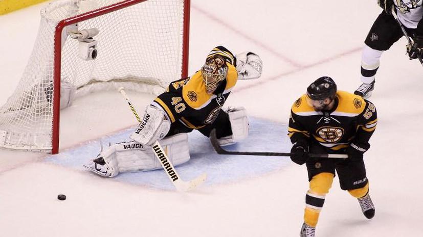 Хоккейный клуб «Бостон» стал первым финалистом Кубка Стэнли