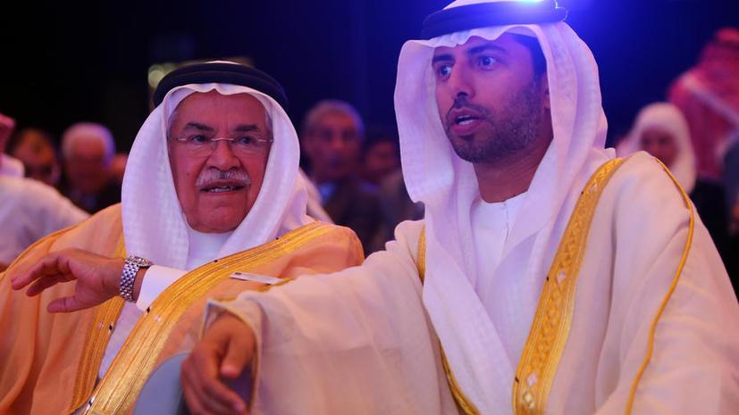 Саудовская Аравия ожидает $80 за баррель в 2015 году