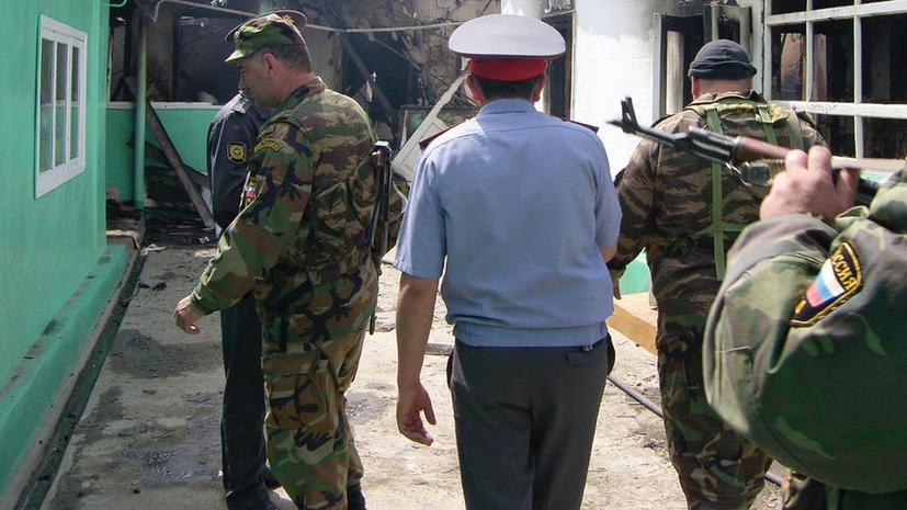 НАК: в Дагестане ликвидированы трое боевиков
