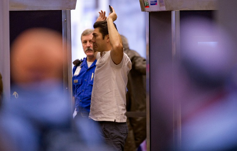 «Раздевающие» сканеры уберут из аэропортов США