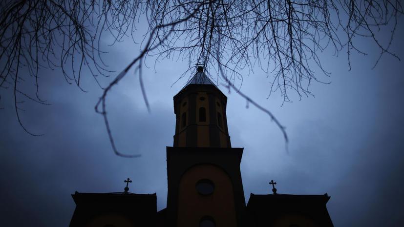 Целый город в Боснии отправился на кладбище