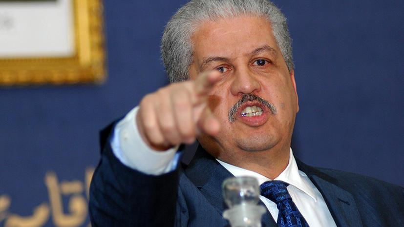 Премьер-министр Алжира: Среди террористов, захвативших заложников, были канадцы
