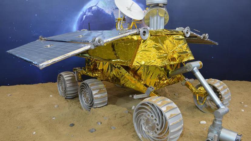 Китайский луноход «Нефритовый заяц» отправился на Луну