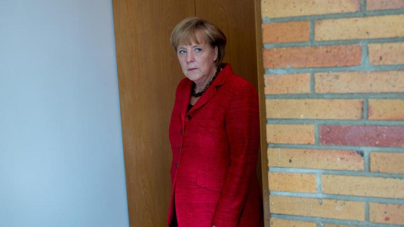 Канцлер Германии оправдала прослушку граждан страны спецслужбами США