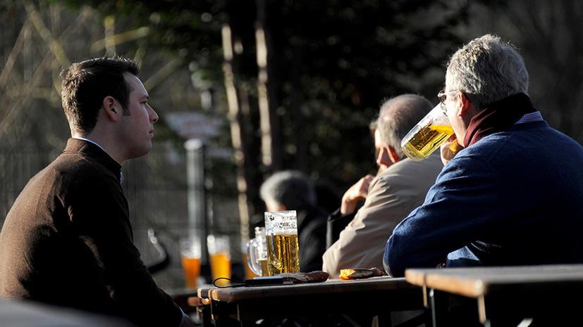В Германии 94-летний мужчина сбежал из больницы в поисках пива