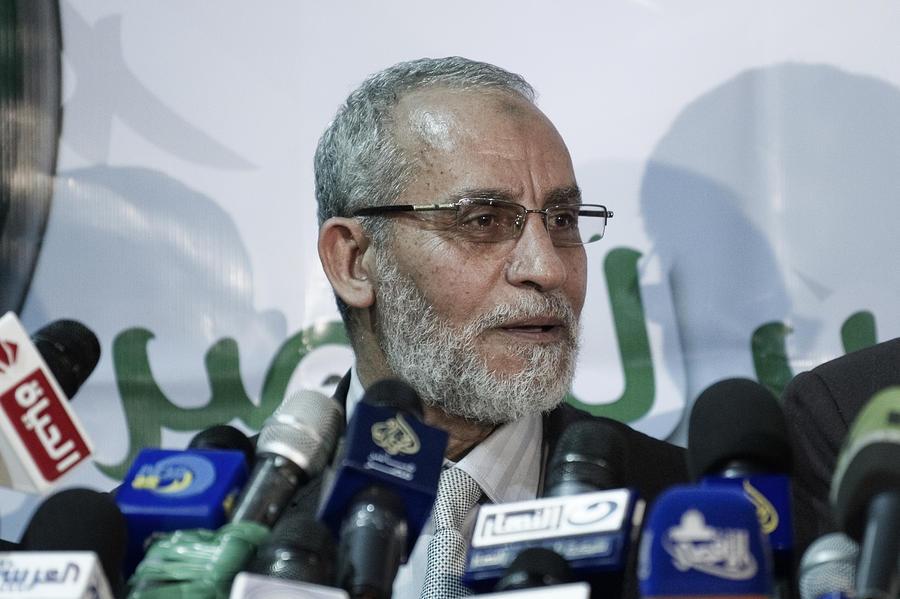 В Египте арестован лидер «Братьев-мусульман» Мухаммед Бадиа