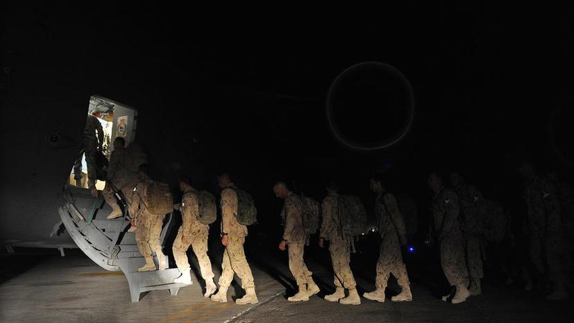 В армии Канады резко возросло число суицидов