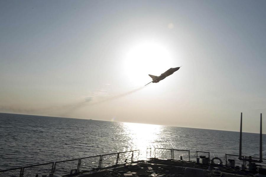 Xinhua: Присутствие американского эсминца в Балтийском море — уже провокация
