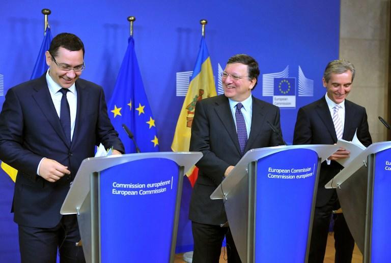 ЕС отменил визовый режим для граждан Молдавии