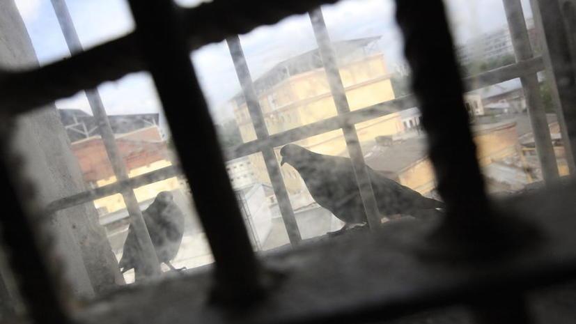 СМИ: Гражданин Украины получил 9 лет тюрьмы за звонок в российское посольство