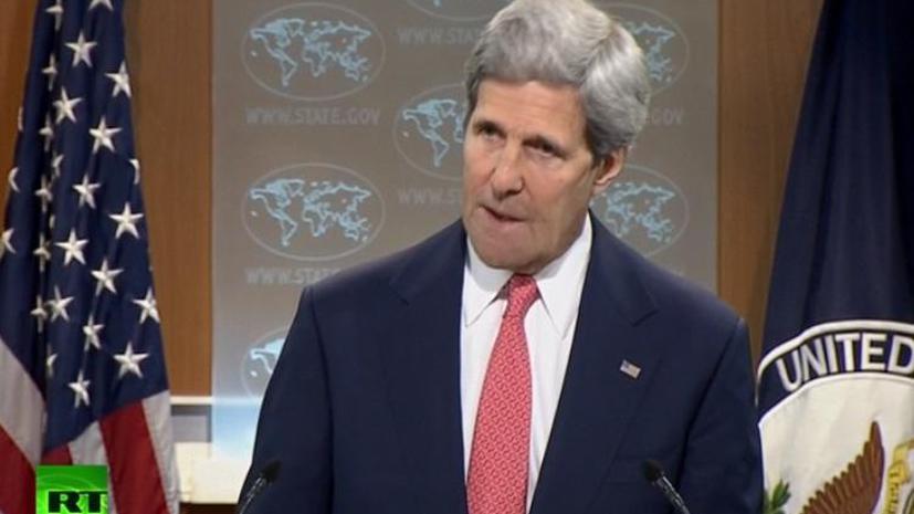 Джон Керри: Россия заплатит дорогую цену за свою позицию по Украине