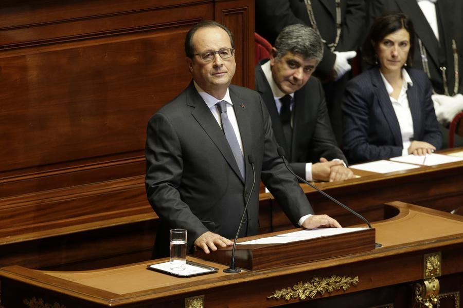 Франсуа Олланд: Широкая коалиция с Россией позволит нанести решительный удар по ИГ