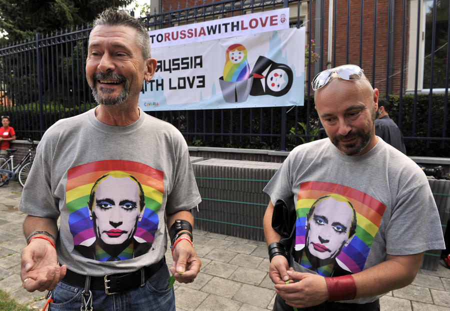 Британские СМИ: Закон о гомосексуализме – дань культурным традициям России, а не преследование сексуальных меньшинств