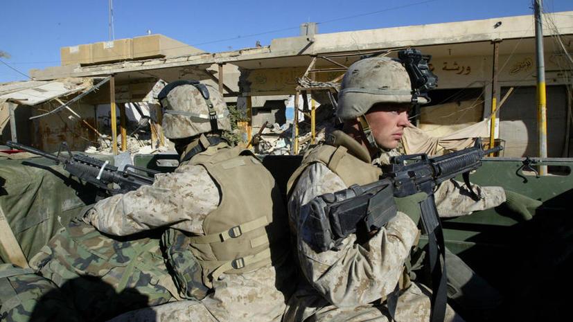 Армия США закрепится в Италии, чтобы контролировать Африку