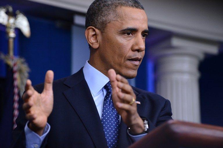 Китайцы подали в суд на Обаму