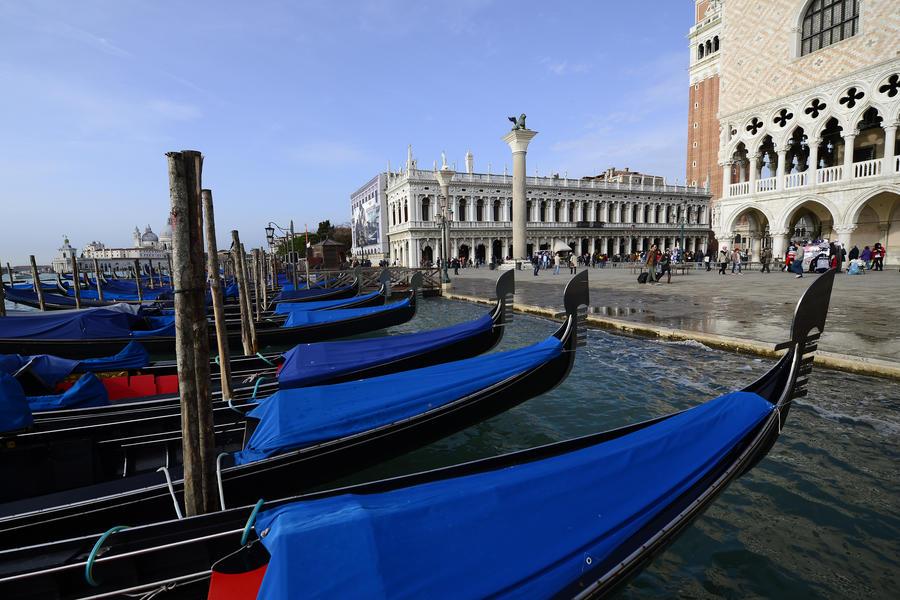 Протестующие попытались отвоевать независимость Венето с помощью трактора