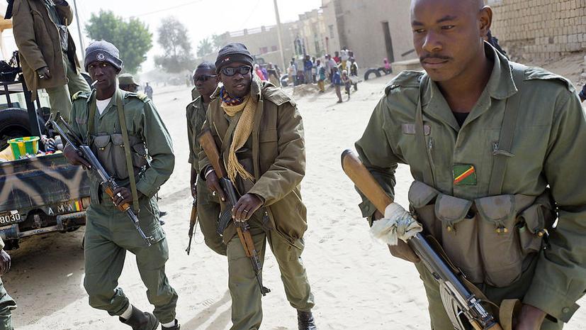 Французский министр обороны: Спецоперация в Мали переросла в настоящую войну