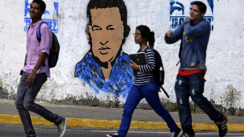 Глава МИД Венесуэлы: Уго Чавес шутит и смеется