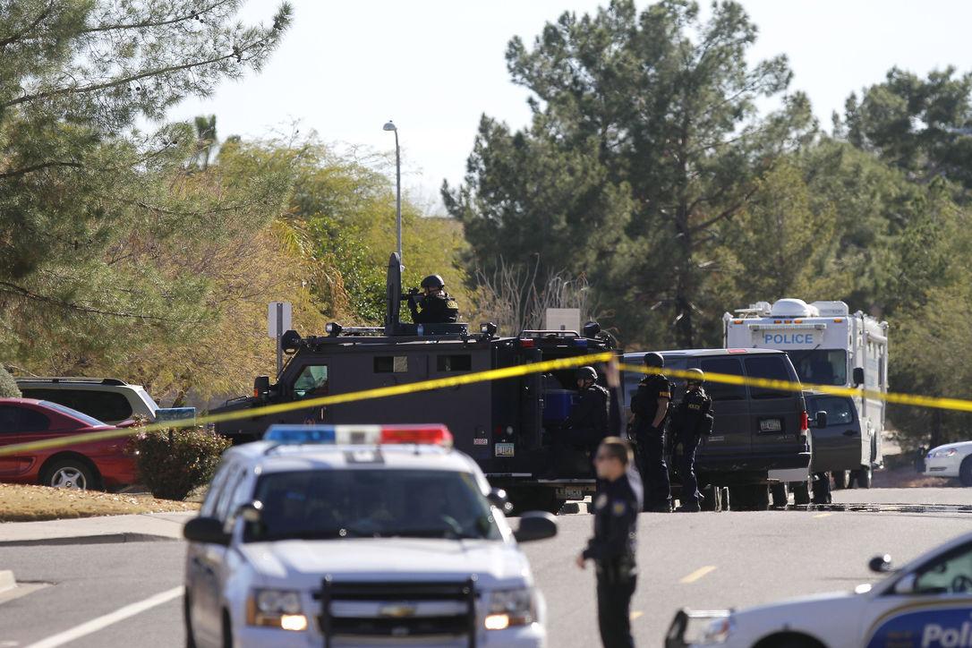 В США найдено тело 70-летнего подозреваемого в стрельбе в офисном центре