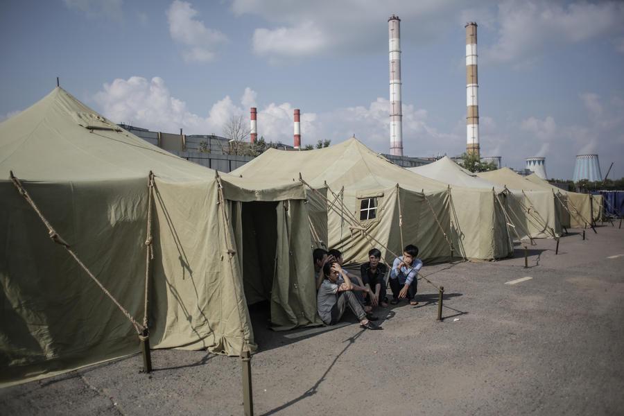 Из Москвы депортируют 612 нелегалов