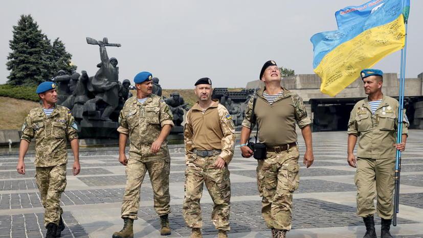 Правительство может составить список украинских силовиков, которым навсегда запретят въезд в Россию
