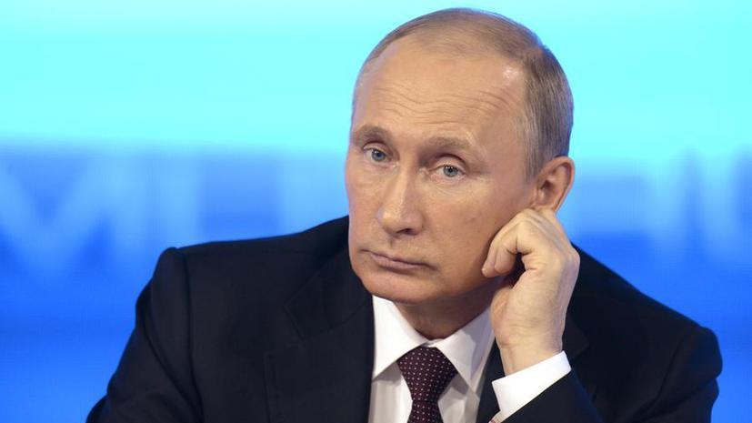 Владимир Путин не стал бить собственный рекорд длительности общения с россиянами
